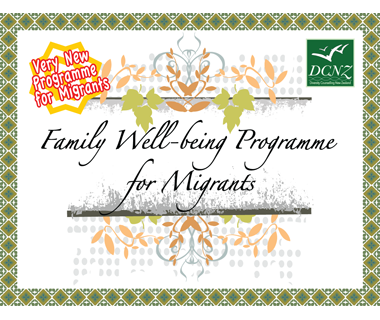 Family Well-being Programme for Migrants in June