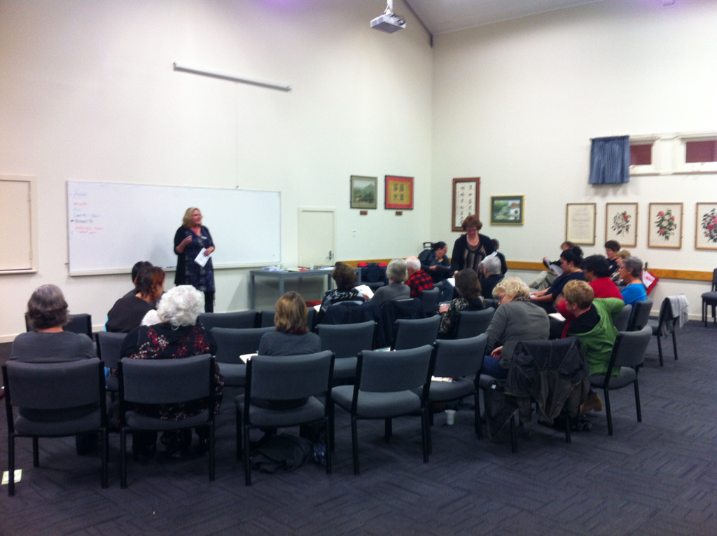 Funding Workshop by Community Waikato