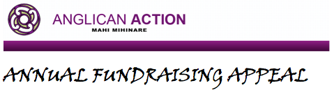 ANNUAL FUNDRAISING APPEAL by ANGLICAN ACTION