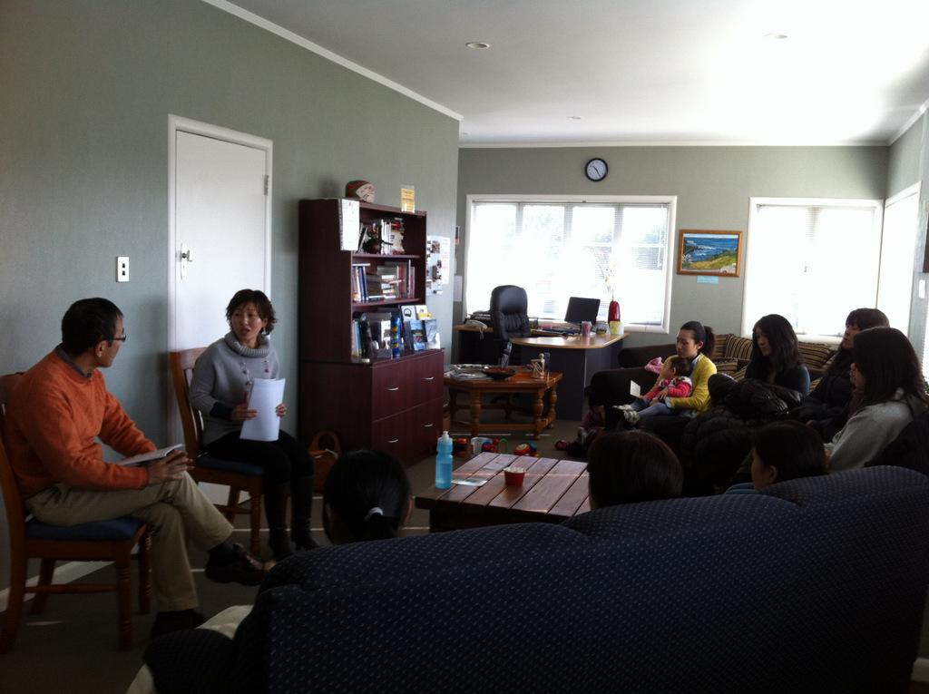 『就学前の子どもたち — ニュージーランドで育つ日本の子ども —』(インタビュー質問項目)