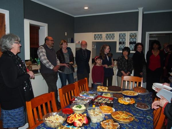 DCNZ Social Event with SHAMA