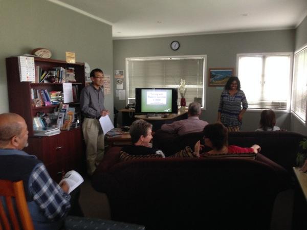 "PD Seminar ""Talking with tsunami survivors in Japan"""