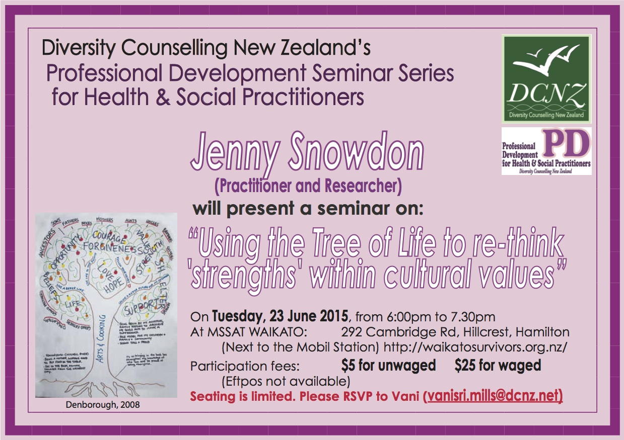 PD Seminar on 23 June 2015