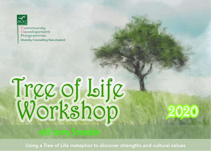 Tree of Life Workshop with Jenny Snowdon (Sept 2020)