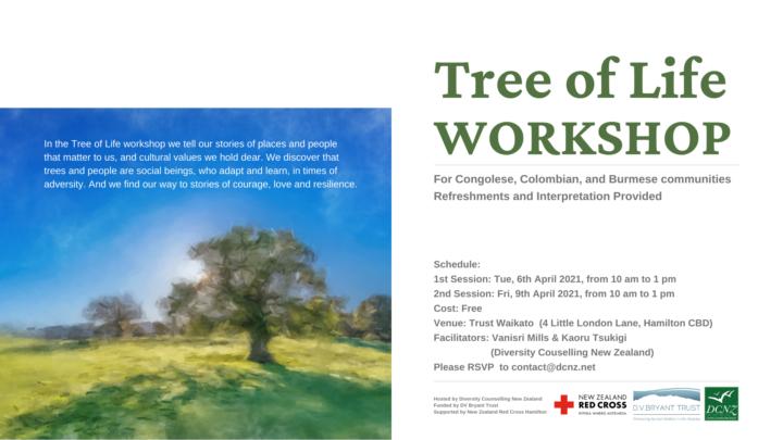Tree of Life WORKSHOP April 2021