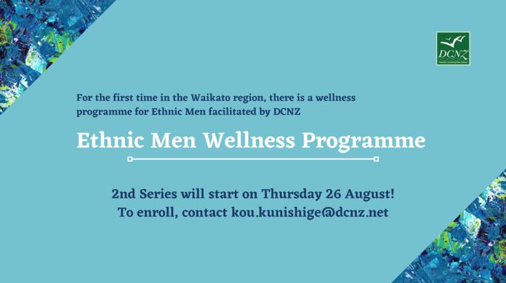 Ethnic Men Wellness Programme 2nd Series